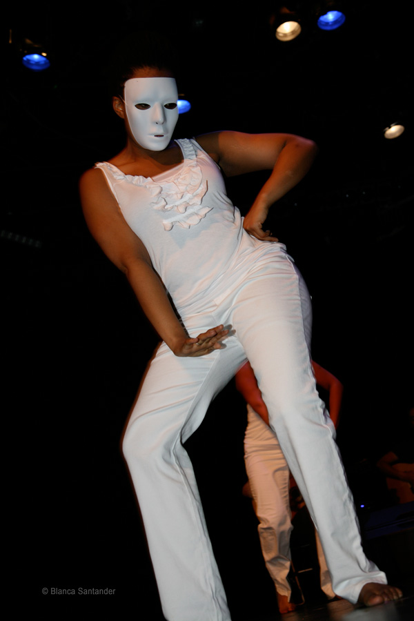 Kiana Harris, Echoes Afro-Peruanos 2011