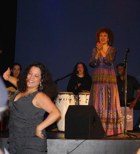 Marina Lavalle & DE CAJóN Concert